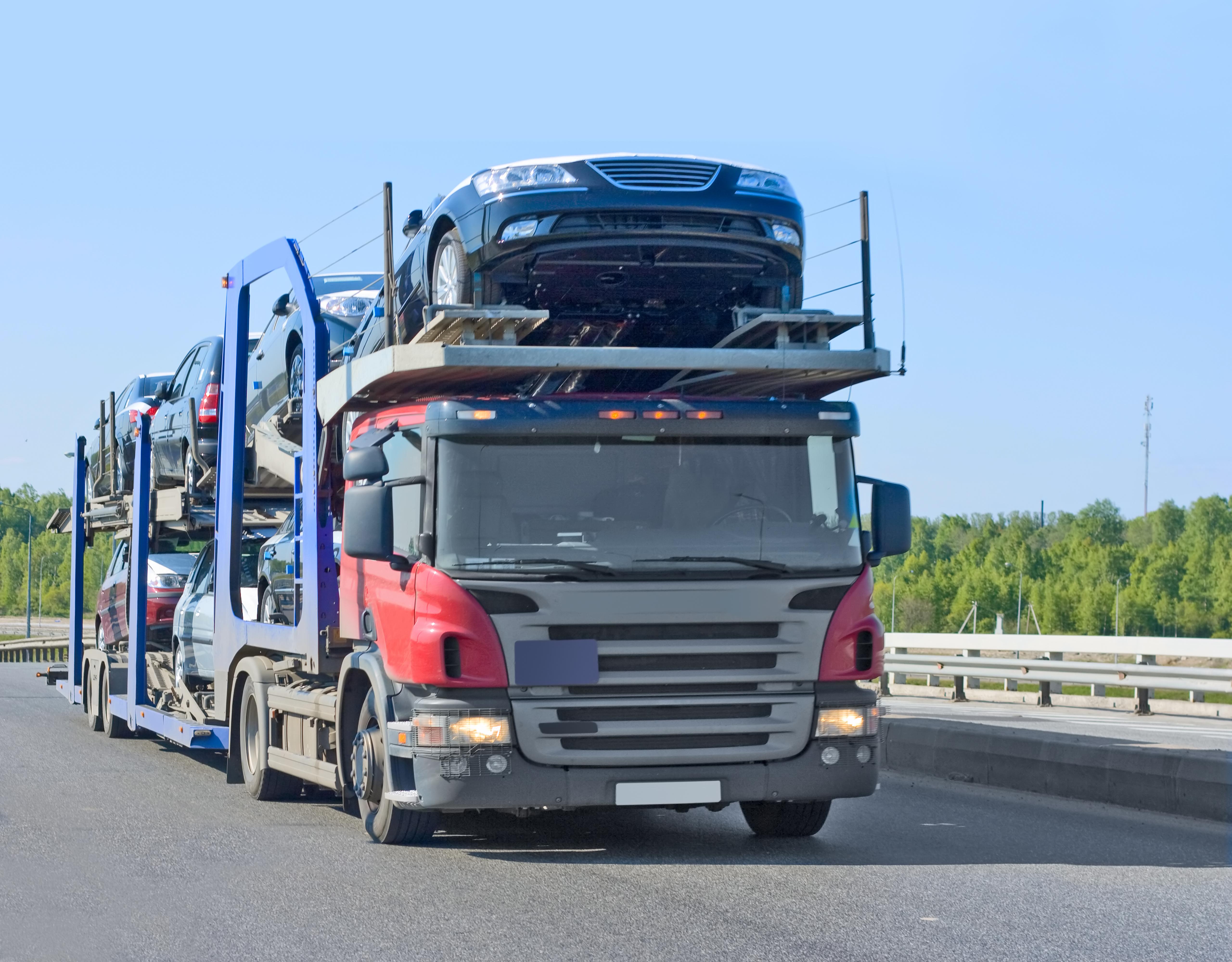 open  truck auto transport